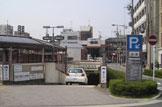 京都市出町駐車場